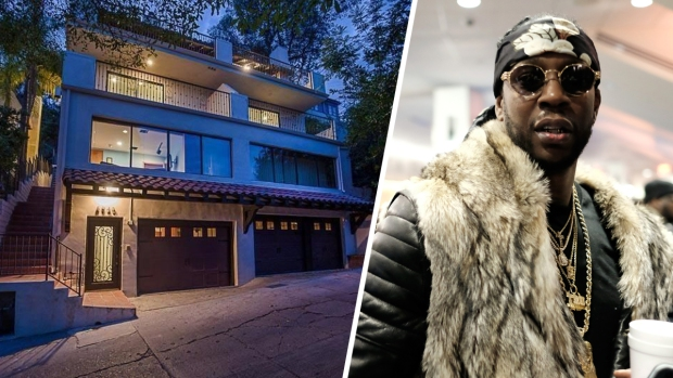[NATL-LA] 2 Chainz Buys $2.45M Hollywood Hills Home With Famed Recording Studio