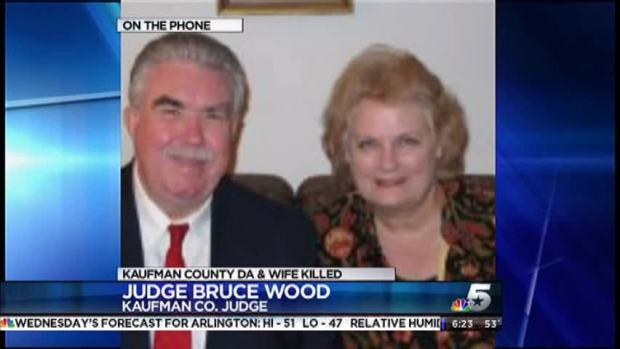 [DFW] Kaufman Judge Remembers McLelland, Hasse