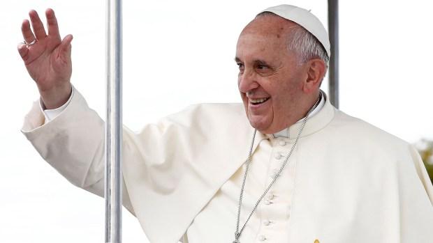 [PHI] Preparing for the Pope