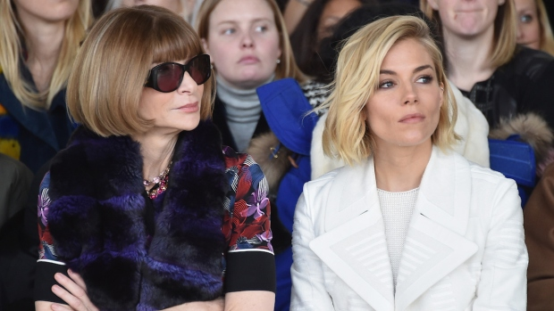 [NATL] NY Fashion Week Fall 2015: Celebrities in the Front Row