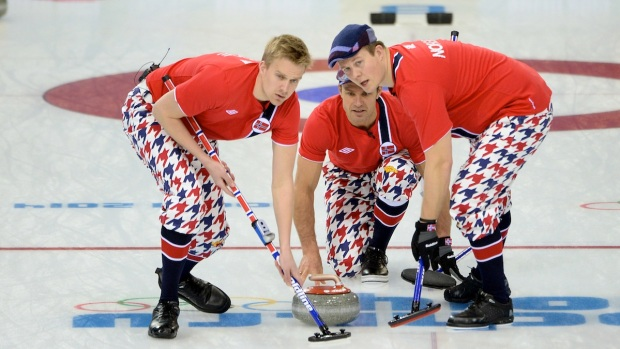 [NATL] The Craziest Curling Costumes Ever