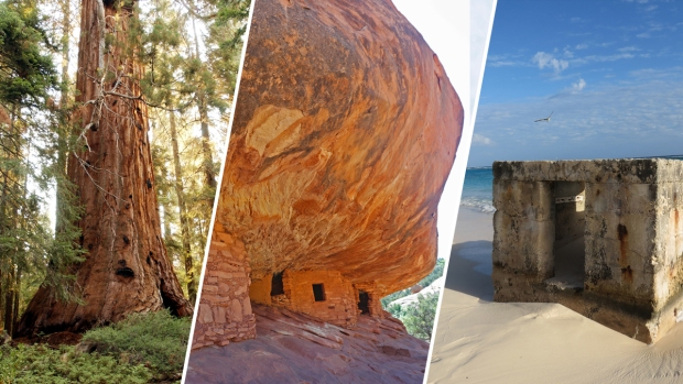[NATL-LA] 5 National Monuments That Could Be Axed Under Trump Administration