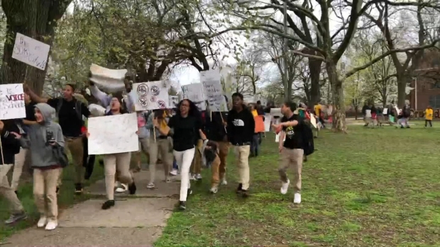 [PHI] Students Protest Decision to Close Camden Schools
