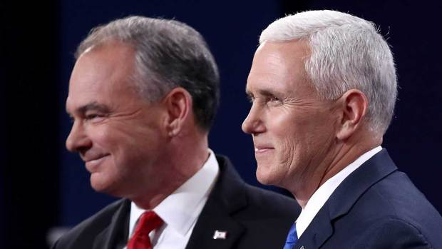 [PHI] VP Candidates Mike Pence, Tim Kaine Rally in Pennsylvania