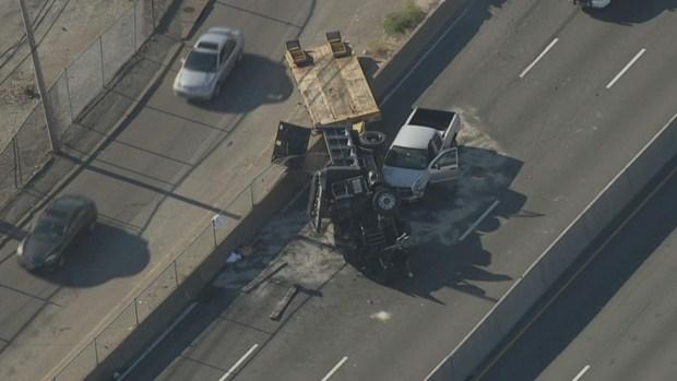[PHI] Crash Closes I-76 Eastbound