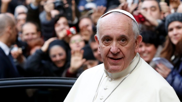 [PHI] Will Pope Francis Be Coming to Philly?