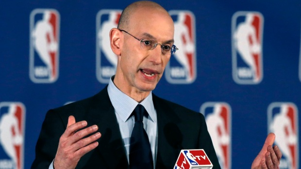 """[NY] NBA Commissioner: LA Clippers Owner Is Banned """"For Life"""""""