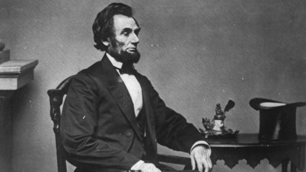 PHOTOS: Historic Images of Abraham Lincoln