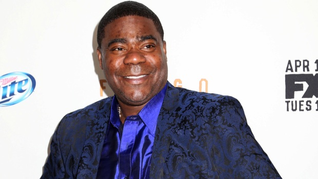 "[NY] Tracy Morgan ""More Responsive"" After Fatal Crash"