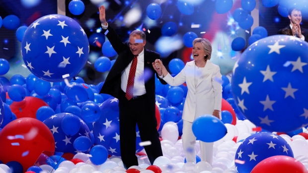 Delegates React to Hillary Clinton's Speech