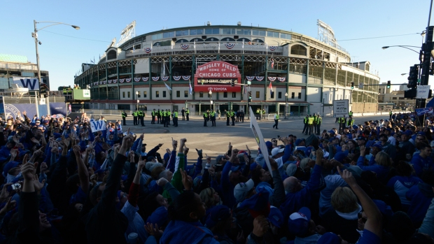 Chicago Celebrates Cubs' Historic Win With Massive Parade