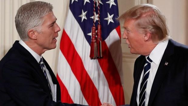 Rutgers-Camden Law School Professor Analyzes Trump's Supreme Court Nominee