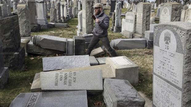Cemetery Vandalism Causes Unity