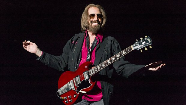 Tom Petty breaks hearts one last time