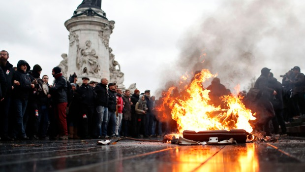 Top News Photos: France Braces for 4th Weekend of Protests