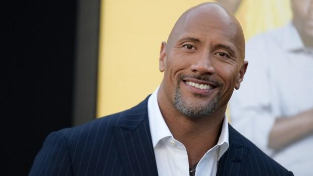 "Sexiest Man Alive: Dwayne ""The Rock"" Johnson"