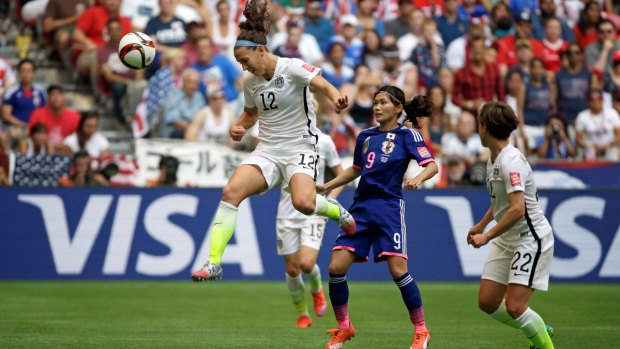 [NATL] Best of the Women's World Cup