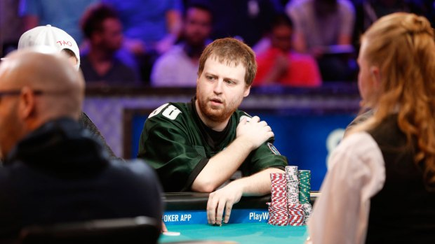 [PHI] Two Locals Still Alive in World Series of Poker
