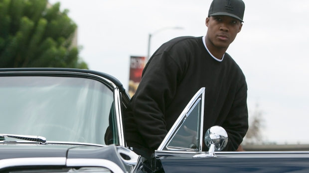 'Straight Outta Compton' Trailer