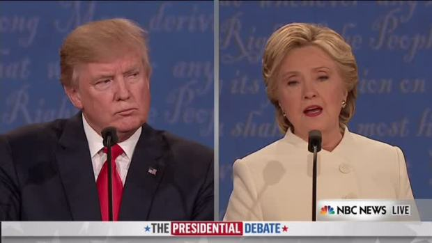 Candidates Heatedly Discuss Late-Term Abortions at Debate