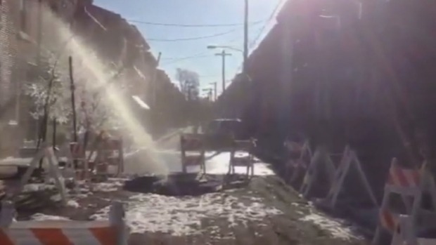 [PHI] Second Sinkhole on Same Philly Street