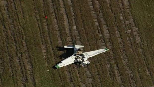[PHI] Pilot Killed in Small Plane Crash at Woodbine Airport
