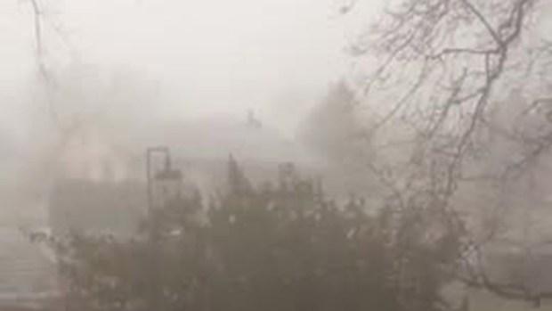 Serious Rain in Bensalem