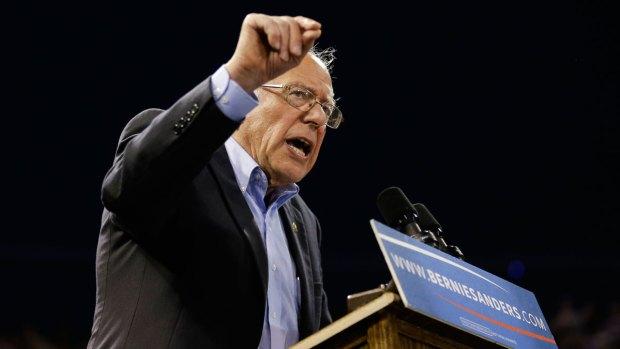 Bernie Sanders Says DNC Could Get 'Messy'