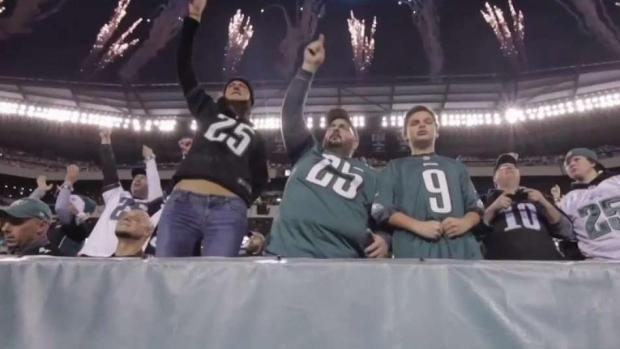 Best of the Eagles Fight Song Challenge