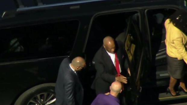 Bill Cosby Returns Home After Guilty Verdict