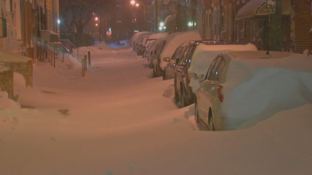 Philly Streets Start to Clear After Blizzard