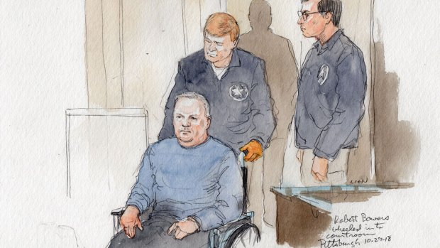 [PHI] Synagogue Shooting Suspect in Court