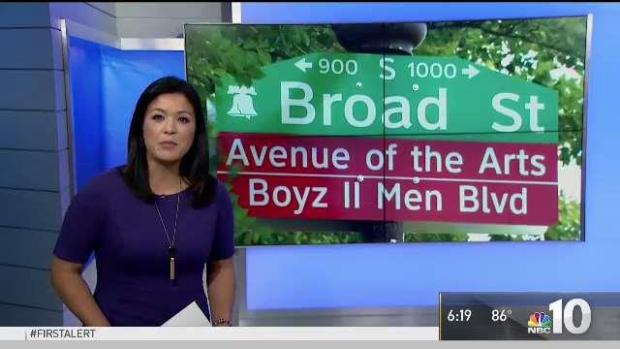 Boyz II Men Boulevard Now Lines Broad Street