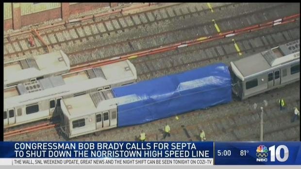 [PHI] Brady: Shut Down Norristown High Speed Line
