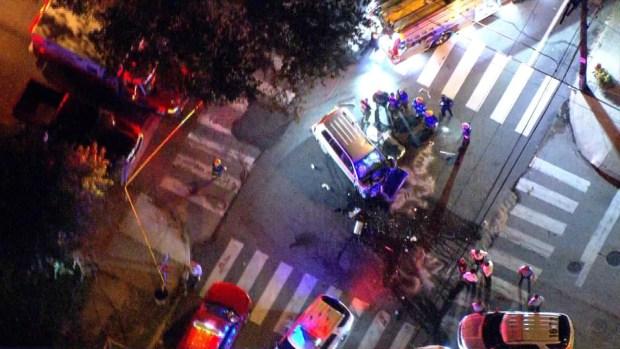 [PHI] Teens Attack and Rob Woman at KOP Mall Then Crash Van Into SEPTA Bus, Police Say