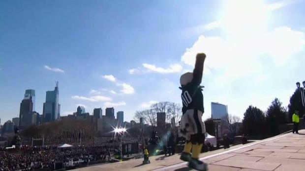 Celebrating the Super Bowl Champ Eagles: 1 Year Later