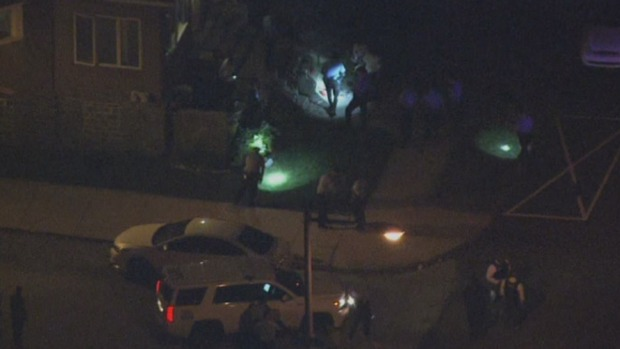 Police Shoot and Kill Stabbing Spree Suspect