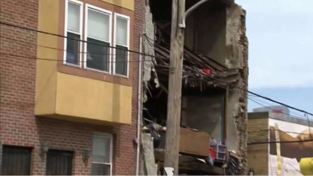 What Caused a Home to Collapse