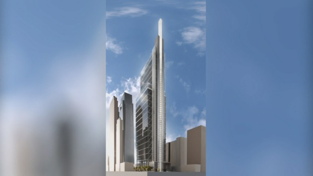 [PHI] Comcast CEO Speaks on New Skyscraper