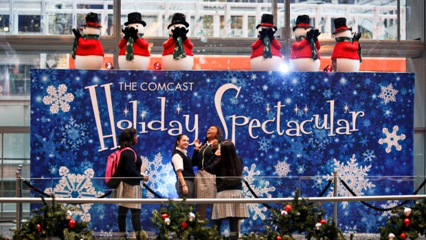 Comcast Holiday Spectacular Show