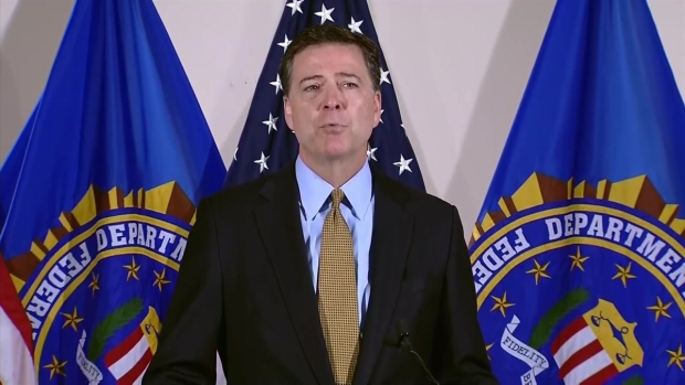 [NATL-DGO] FBI: Clinton & Staff 'Extremely Careless' in Handling Confidential and Classified Information