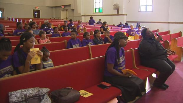 Community Takes a Stand Against Teen Violence