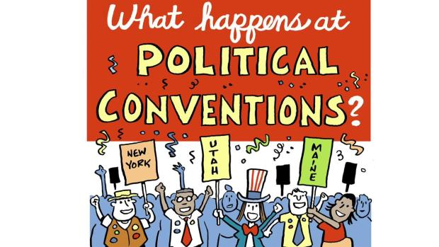 [PHI] What Happens at Political Conventions?