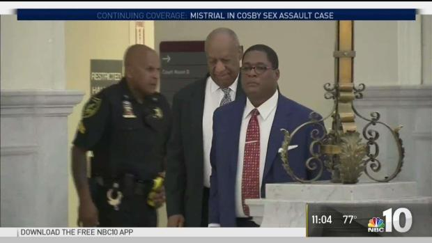 Cosby Defense Team Speaks Out After Mistrial