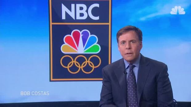 Costas, Tirico Talk Primetime Olympics Host Transition