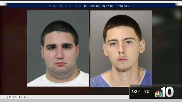 [PHI] Criminal Complaint Outlines Details of Bucks County Murders