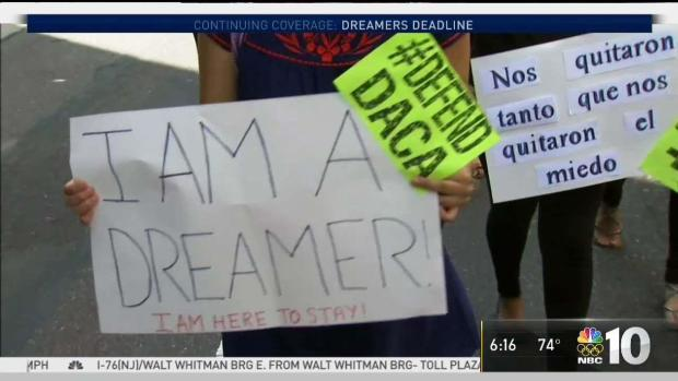 [PHI] DACA Deadline Puts Young Immigrants in Jeopardy