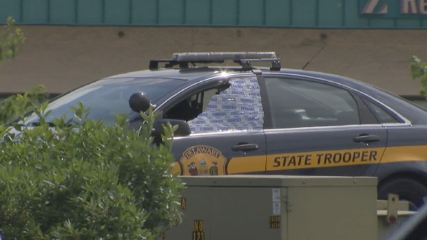 [PHI] Del. State Trooper Shot in the Face
