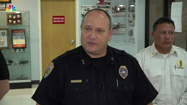 [NATL] Odessa Police Chief:  'This Was a Joint Effort' to Bring Shooter to Justice