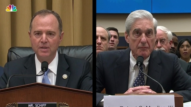 [NATL] Russia Probe Not a 'Witch Hunt': Mueller